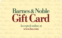 Barnes & Noble Gift Card