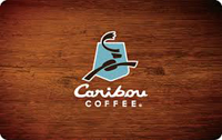 Caribou Coffee Gift Card