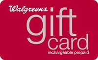 Walgreen's Gift Card